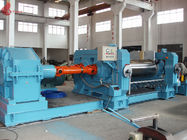 "चीन High hardness Ø26""x80"" Electric Two Roll Rubber Mixing Mill With Cooling water कंपनी"