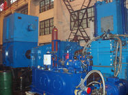 चीन Four-Wing 7500kg / h Alloy steel casting Banbury Internal Mixer Hermetic Type FM-410 कंपनी