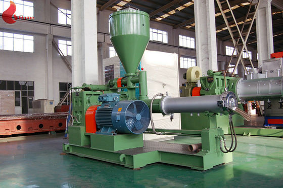 Oil Heating Plastic Extruder Machine For PVC Film & Sheet Calender Line