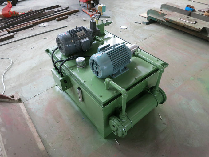 Two Roll Rubber Open Mill With Totally Enclosed Cage Rotor Φ 400 x 1000mm